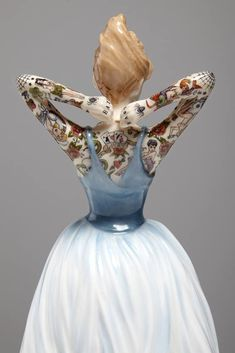 Jessica Harrison Challenges Our Perceptions with New Ceramic Figures | Hi-Fructose Magazine