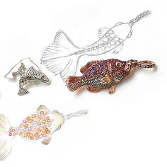 Friday fish #amulet as seen at the Milestones Exhibition