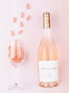 We Tried The Sold Out Rosé Gummy Bears Everyone Is Obsessing Over #refinery29