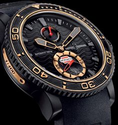 Ulysse Nardin Monaco YS Joins Marine Diver Collection