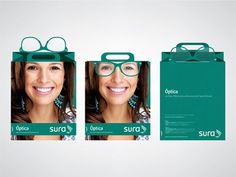 Packaging Design, Branding Design, Packaging Ideas, Shopping Bag Design, Shopping Bags, Publication Facebook, Eyes Meme, Paper Bag Design, Optical Shop