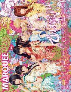 Dempagumi.inc / でんぱ組.inc -  MARQUEE マーキーイン cover〈Vol.107〉