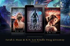 Sarah J. Maas and K.N. Lee Epic Fantasy Kindle HD Swag Pack Giveaway! http://knlee.com/giveaways/sarah-j-maas-and-k-n-lee-epic-fantasy-kindle-hd-swag-pack-giveaway/?lucky=506