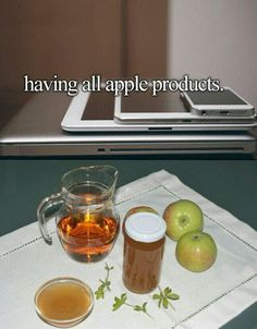 Having All Apple Products