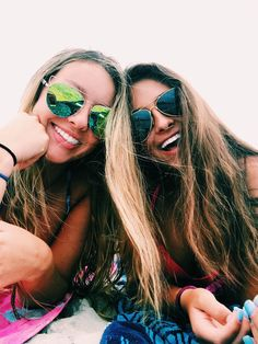 Best Friend Goals , Beach, Summer