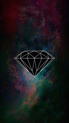 Space diamond.