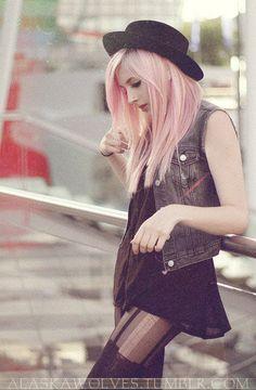 Pastel hair..... Soo cute! :D