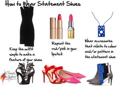 how to wear statement shoes - Inside Out Style blog