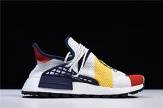 separation shoes 09fa1 6a3f1 BBC x Pharrell x adidas NMD Human Race Trail HeartMind Free Shipping-1