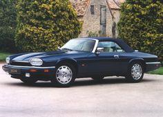 Jaguar-XJS 1996... For more information http:/Mofler.com