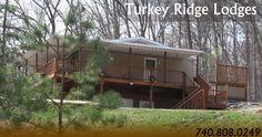 Turkey Ridge Lodge 1, Hocking Hills