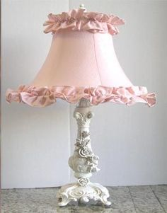 Shabby chic table lamp home improvement and organization lighting decorative table lamps villa lamp cottage haven interiors shabby chic mozeypictures Gallery