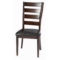 Intercon Kona Ladder Back Dinning Room Side Chairs