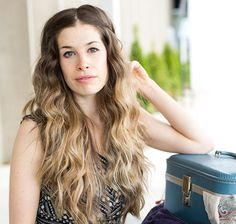 3 Days of Road Trip Hairstyles: Day 1, Beach Waves - Story by ModCloth