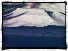 Start section. #TellurideWC  Photograph © 2012 Martin Fiala #Freeskiing 2010 Vancouver #Olympian, German #Skiercross #SX #MtLodgeTell #LittleBearProd