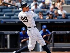 Breaking down the chances of each of the 8 Home Run Derby participants - The MLB Home Run Derby is held annually as a preview to the All-Star Game, but because of this year's run-scoring renaissance, the 2017 edition will have special significance.  Broadly speaking, the past decade in baseball has been dominated by pitching, pitching and more pitching. But for whatever reason — and many have been suggested — baseballs have flownout of the park with increasing regularity the last few…