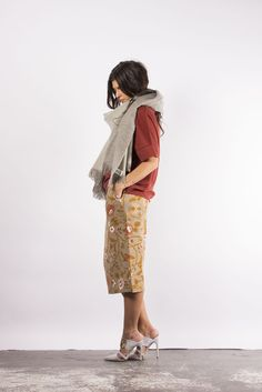 Anitra Scarf – Mr & Mrs Smith Manly