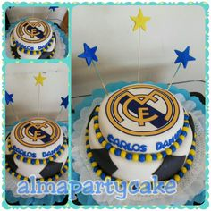 Cristiano ronaldo cake print real madrid approx 20 cm food image result for decoraciones cumpleaos real madrid altavistaventures Images