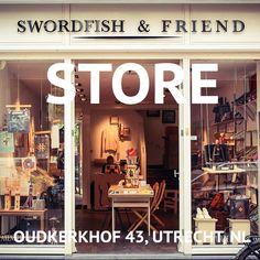 Toffe winkel met mooie cadeaus. Misschien wel met het perfecte cadeau voor hem! In Utrecht