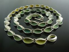 Leaf Necklace by Idolly Designs