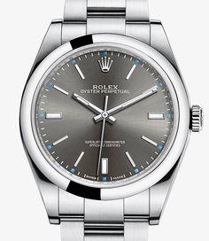 Rolex Oyster Perpetual Armbanduhr - Rolex Schweizer Luxusuhren | juwelier-haeger.de