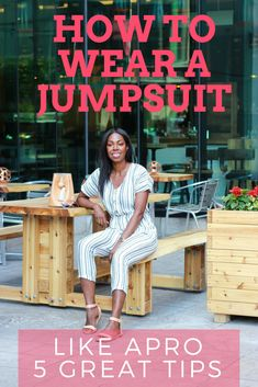 Need some help finding a jumpsuit that suits you well? I have five great tips for you! #jumpsuit #howtostyleajumpsuit #streetstyle #stylingtips #inspiration #jenspiratebooty