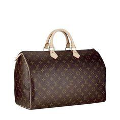 Speedy 40 M41522 Lv Handbags, Louis Vuitton Handbags, Fashion Handbags, Fashion Bags, Louis Vuitton Monogram, Louis Vuitton Damier, Ladies Handbags, Burberry Handbags, Replica Handbags