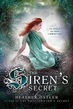 The Siren's Secret (The Shapeshifter's Secret) by Heather Ostler, http://www.amazon.com/dp/1462112234/ref=cm_sw_r_pi_dp_qdHvrb1MYHPV9