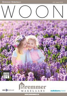Het maandelijkse WOON magazine van Bremmer Makelaars: boordevol woonnieuws, aanbod en acties. (Ver)koopplannen: bel 078 - 677 27 92! https://www.yumpu.com/nl/document/view/59856501/bremmer-makelaars-woon-magazine-maart-2018