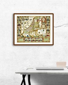 Antique Belgium Map Poster/Belgium Map Wall Printing/Leo Bel Gicus Map Wall Art/Vintage Map/Retro Euro Map/Old Map Map Wall Art, Poster On, All Print, As You Like, All Design, Euro, Digital Prints, Vintage World Maps