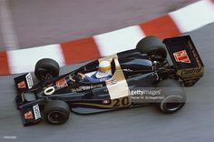 Jody Scheckter of South Africa drives the Walter Wolf Racing Wolf Ford Cosworth DFV during practice for the Grand Prix of Monaco on May 1978 on the streets of the Principality of Monaco in Monte Carlo, Monaco. Jody Scheckter, Wolf Spirit, Indy Cars, F1 Racing, Monte Carlo, Grand Prix, Monaco, Vintage Cars, Race Cars