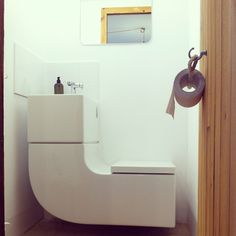 yök's green bathrooms save water and use friendly and recycled materials