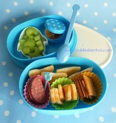 Bobbi's Bentos #packing #lunch penguin style