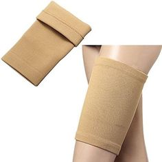 Sport Fitness Health Care Thigh Sleeve Support Protector Brace ** For more information, visit image link.