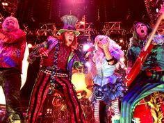 Mad T Party Band at CA Adventure!