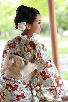 Japanese traditional yukata.