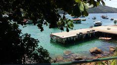 Praia de Projetá - Ilha grande - Rio de Janeiro - Brasil