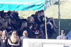 Paul Walker: Family & Friends Remember Him At Emotional�Funeral