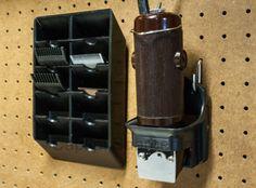 Clipper Blade Storage Rack Clipper Holder | eBay
