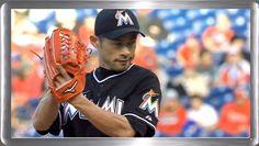 ピッチャー イチロー MLBで二刀流達成! ICHIRO SUZUKI ON THE MOUND/Miami Marlins