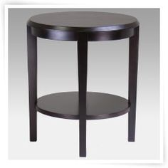 Nina End Table hn $120