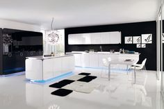 IT-IS kitchen!  http://freshome.com/2011/07/14/curved-and-balanced-modern-kitchen-design-it-is-kitchen/