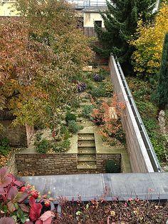 a05 - ateliér zahradní a krajinářské architektury Zahrádka v Litomyšli Railroad Tracks, Atelier, Train Tracks