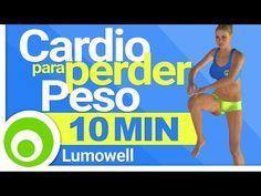 Cardio para bajar de peso 10 minutos