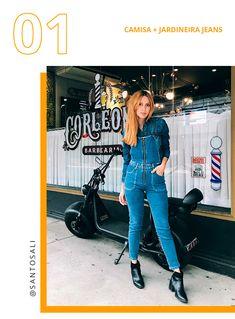 4 Looks Da Damyller Que Queremos Usar No Dia Do Jeans