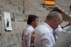 Xuntanza de peñas taurinas de Pontevedra 2014 Chef Jackets