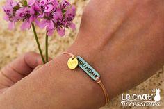 Mothers day gift, Mom bracelet, Love bracelet, Wooden bracelet, Charm bracelet, Pastel colors, Gift for mama, I love you mom, Mothers day https://etsy.me/2GIr6cB #jewelry #bracelet #pink #lovefriendship #minimalist #mothersdaygift #mothersdaybracelet #giftformother #iloveyoumom #mombracelet #etsyshop #etsyjewelry #etsygift #charmbracelet #cordbracelet #pastelcolors