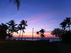 9 April 2014 Key Largo #sunrise