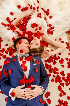Roses are red, violets are blue, Disney's Fairy Tale Weddings can make all your wedding day wishes come true. Photo: Scott, Disney Fine Art Photography
