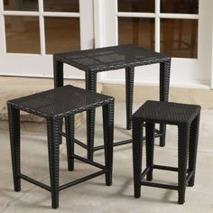 de18c2153889 3 Piece Black Coffee Table Sets - Best Bedroom Furniture Check more at  http